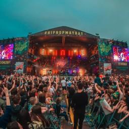 Фестиваль «Hip-hop MayDay» 2018