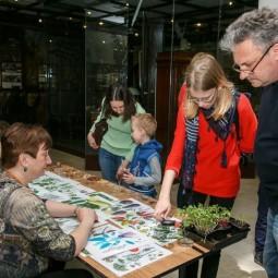 Международный день Земли в Дарвиновском музее 2019