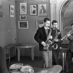 Выставка «Москва джазовая»