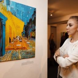 Выставка «Ван Гог и Гоген»