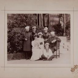 Выставка «Николай II. Семья и престол»