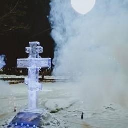 Праздник Крещения Господня в парке «Сокольники» 2018