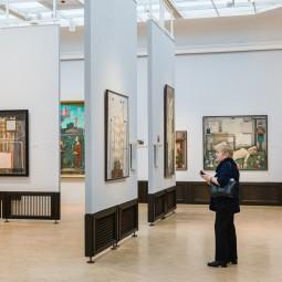 Выставка «Художник Никич. Мир внутри и жизнь снаружи»