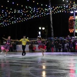 Открытие зимнего сезона в Бабушкинском парке 2016