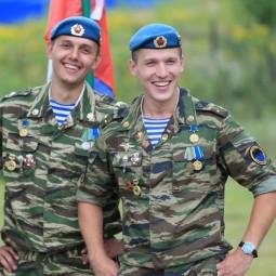 День Военно-Десантных войск в Парке «Патриот» 2016