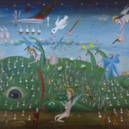 Выставка «Леонид Пурыгин. Любовь и я»