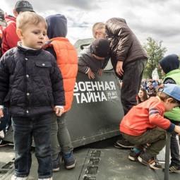 Фестиваль РЕН ТВ «Военная тайна» 2017