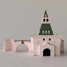 Выставка «Утраченная Москва в 3D моделях: Китай-город»