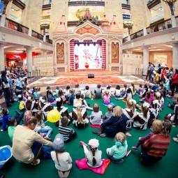 Фестиваль «Театр – детям» в ЦДМ на Лубянке