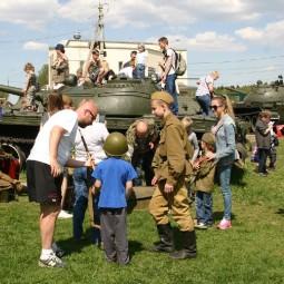День Победы в музее танка Т-34 2019
