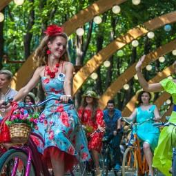 Велопарад «Леди навелосипеде» 2019