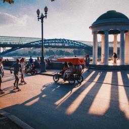 Онлайн-программы в парках Москвы 2020