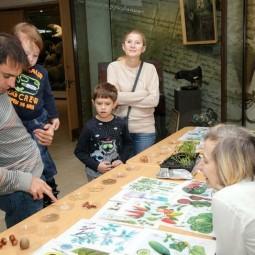 Международный день Земли в Дарвиновском музее 2018