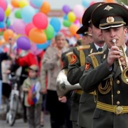 Майские праздники в Москве 2018