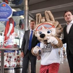 Выставка «Кубок конфедераций FIFA 2017»
