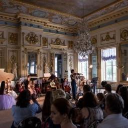 Музыкальный фестиваль «Органные вечера в Кусково» 2015