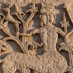 Выставка «Животные в резьбе белокаменных храмов Древней Руси»