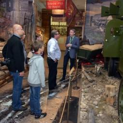 День Танкиста в Центральном музее Вооруженных сил 2021