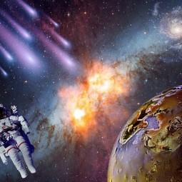 Всемирная неделя космоса в Московском Планетарии 2016