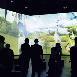 Мультимедийная выставка «Босх. Профессор кошмаров»
