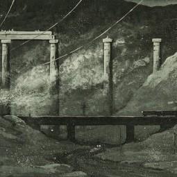Выставка «Покорение Енисея. Графика шестидесятников»