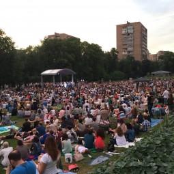 Ночной классический концерт в Ботаническом саду 29 июля