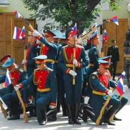 День Преображенского полка 2019