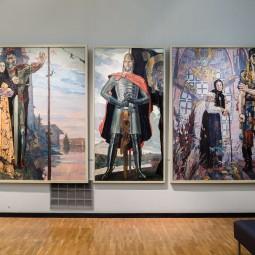 Выставка «П.Д. Корин. К 125-летию со дня рождения»