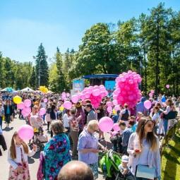 «Праздник мороженого» впарке «Сокольники» 2019