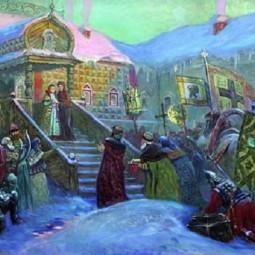 Выставка «Первые Романовы»