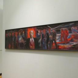 Выставка «Головой о стену. Живопись и графика Б.А. Голополосова 1920–1930-х годов»