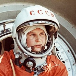 Выставка «Женщины-космонавты»