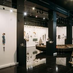Выставка «Мир на нитях»