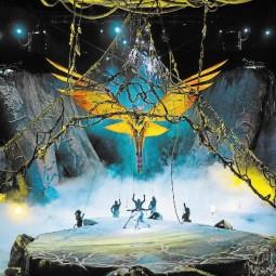 Cirque du Soleil «TORUK» 2019