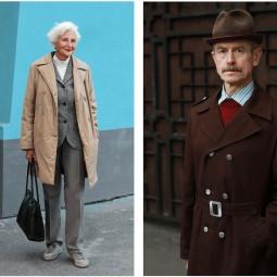 Выставка «Олдушка: стильный возраст»