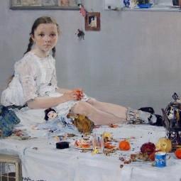 Выставка «Николай Фешин. Из собрания Государственного музея изобразительных искусств Республики Татарстан»