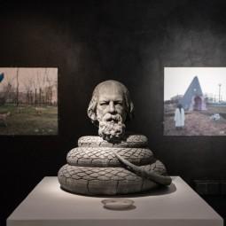 Выставка «…И васильки, и я, и тополя»