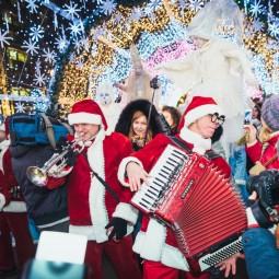 Фестиваль «Путешествие в Рождество» 2016