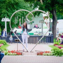 Открытие летнего сезона в саду «Эрмитаж» 2017
