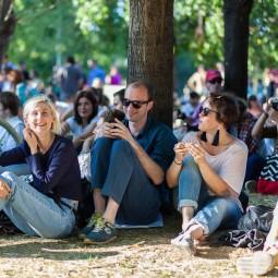 Открытие летнего сезона в парках Москвы 2018