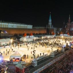 ГУМ-Каток на Красной площади 2015