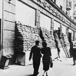 Выставка «Город и война. К 80-летию московского ополчения»