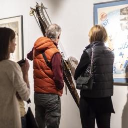 Акция «Ночь в музее» в Музее Москвы 2021