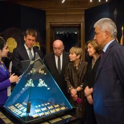 Выставка «Наследие Великой степи: шедевры ювелирного искусства»