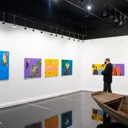 Выставка «Лёгкое дыхание»