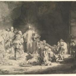 Выставка «Рембрандт, Ливенс, Бол. Офорты из собрания ГМИИ им. А.С. Пушкина»