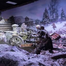 Трехмерная панорама «Москва. 1941. Контрнаступление»