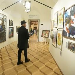 Выставка «Семья — душа России» 2020