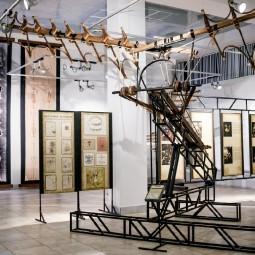Выставка Леонардо да Винчи «Ожившие изобретения»