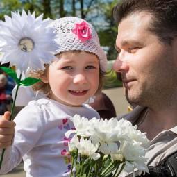 День благотворительности «Белый цветок» 2017